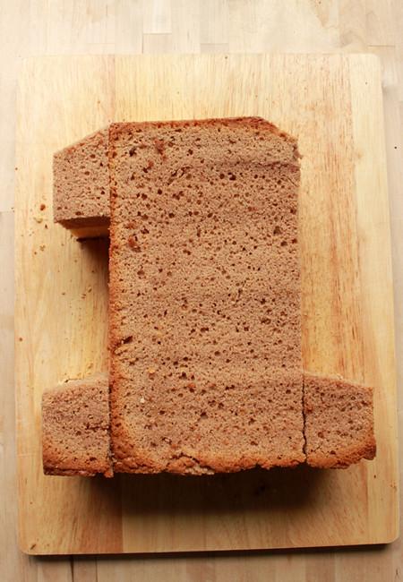 Winnie The Pooh Cake - 1st Birthday cake