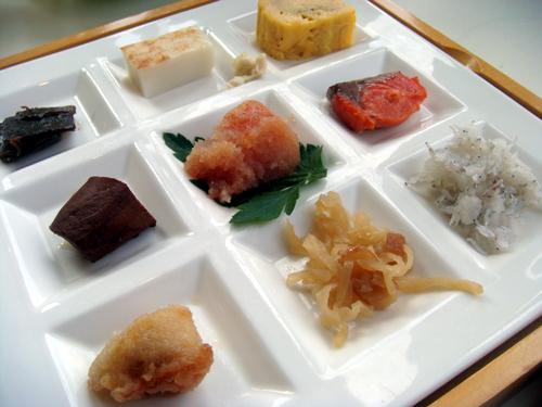 奥日光ホテル四季彩朝食