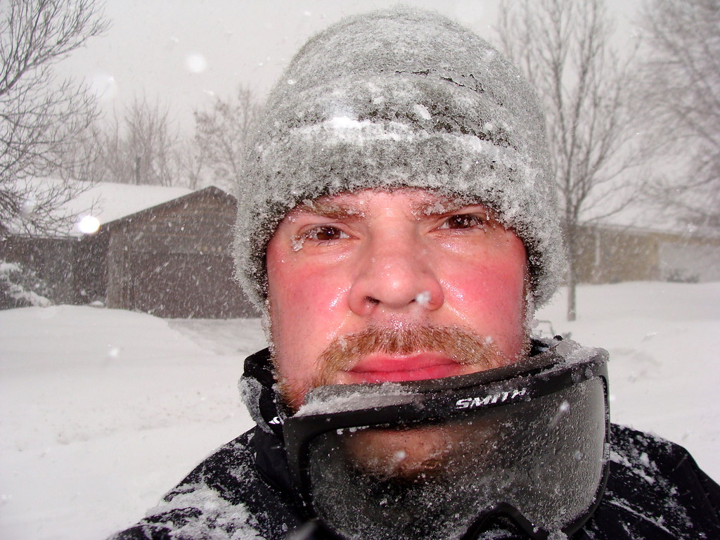 Winter Warrior: Helpful but Tired