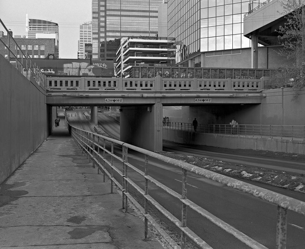 Old Bridge, New City