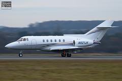 N521JK - 258262 - Spankie LLC - British Aerospace BAe-125-800A - Luton - 110104 - Steven Gray - IMG_7456