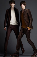 Burberry Prorsum Pre Fall 2011 Mens Collection