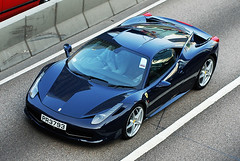 Ferrari 458 Italia (Rupert Procter) Tags: auto italy car italian italia ride awesome mobil ferrari coche forza motor  kereta maranello tifosi  carspotting enzoferrari rwp rupertprocter scuderiaferrari ferrarispa ferraristi chasingexotics    juanchai juanchaihk