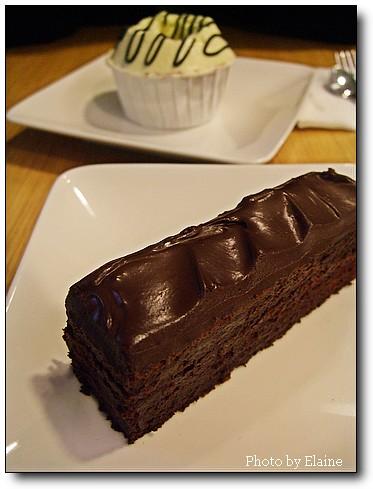 超級原味巧克力蛋糕