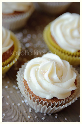 Liquorice Cupcakes