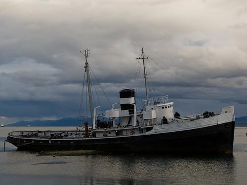 Ushuaia Harbor - Tierra del Fuego, Argentina