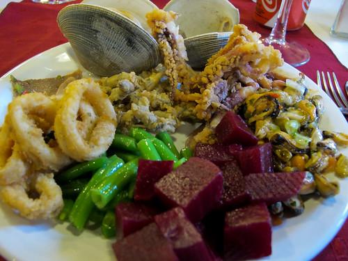 Dinner - Ushuaia, Argentina
