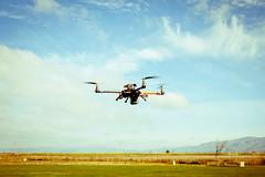Spektre + GoPro HD (3rdeyepro) Tags: quad ufo helicopter carbon rc heli carbonfiber gopro quadcopter quadrocopter multirotor kapteinkuk