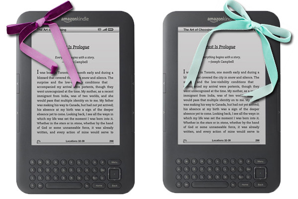 Blog Kindles Giveaways