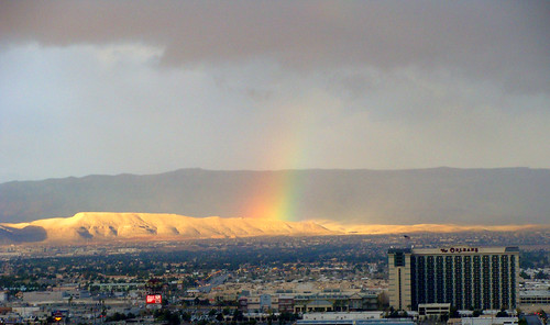 Rainbow in Vegas