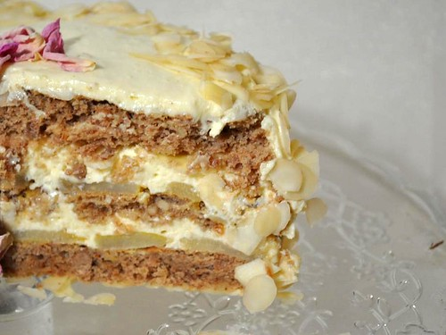Mont-Blanc-Cake (adapted)