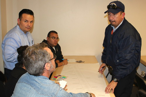 Edward Santillan-Our Downtown-El Sereno-Los Angeles-Barrio Youth Action Family Center-Vision Plan Workshop