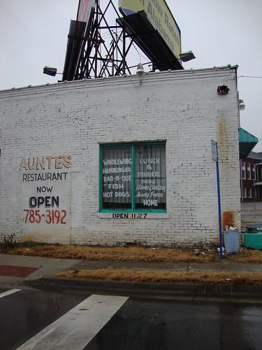 Auntes Restaurant, Bham AL