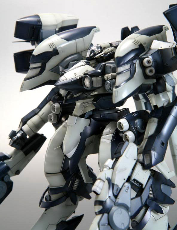 1/72 Armored Core Interior Union Y01-Tellus