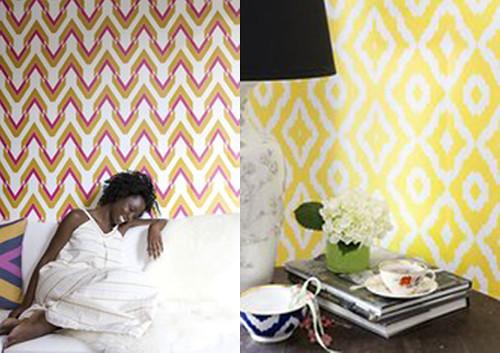 AfroChic Wallpaper