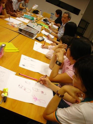 ATC @ Bishan Library 2011