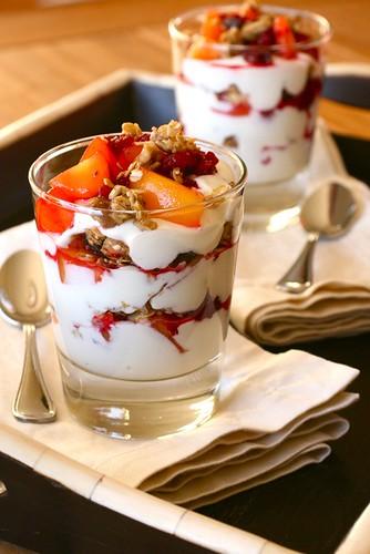 Fruit, Yogurt & Granola Parfaits » Annie's Eats