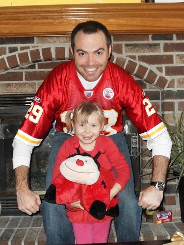 Red Friday for Chiefs Playoff Game