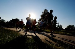 Připravte se zodpovědně na maraton