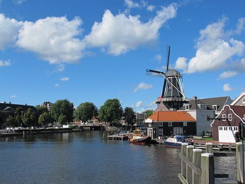 Adriaan Windmill (Haarlem, Netherlands)