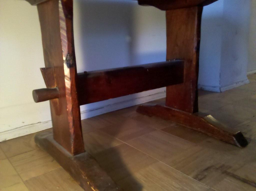 Vintage Pine Table (3)