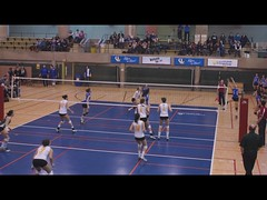 Women's College Volleyball VIDEO Sherbrooke Rouge Et Or VS Universit de Montral Carabins, Sony A55, Montreal, 16 January 2011 (proacguy1) Tags: montreal sonya55 womenscollegevolleyballvideosherbrookerougeetorvsuniversitdemontralcarabins 16january2011