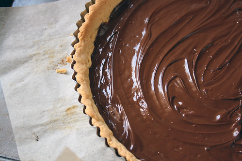 Cover in Chocolate - Banana Cream Pie