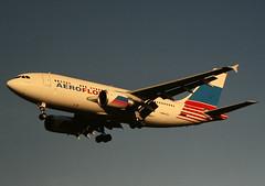 Aeroflot Airbus A310