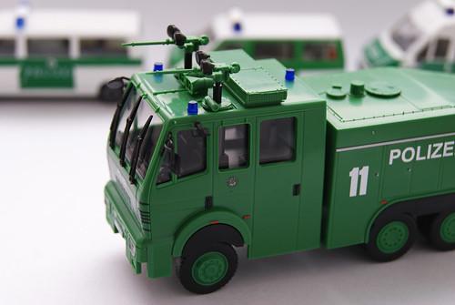 Polizei Sachsen - Wasserwerfer 9000