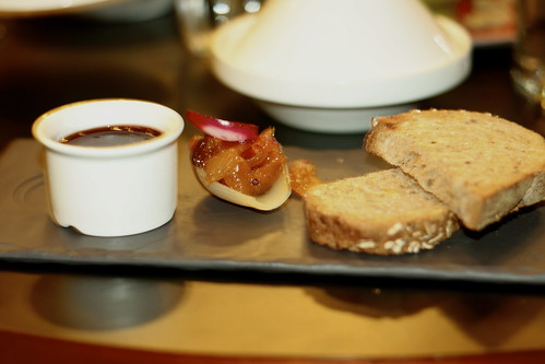 Chicken Liver Pate @Barbican Lounge