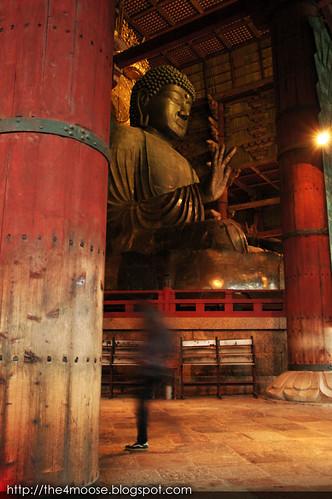 Tōdai-ji 東大寺 - Daibutsu 大仏