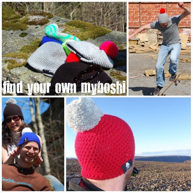 ´m quick get away...to the crochet dreams by myboshi