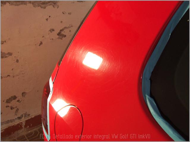 Detallado exterior VW Golf GTI mkVI-31