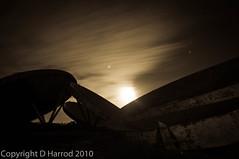Sat Dish 2 (daharro) Tags: nighttime stenigot