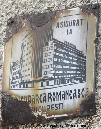 Asigurarea Romaneasca - strada Traian Vuia