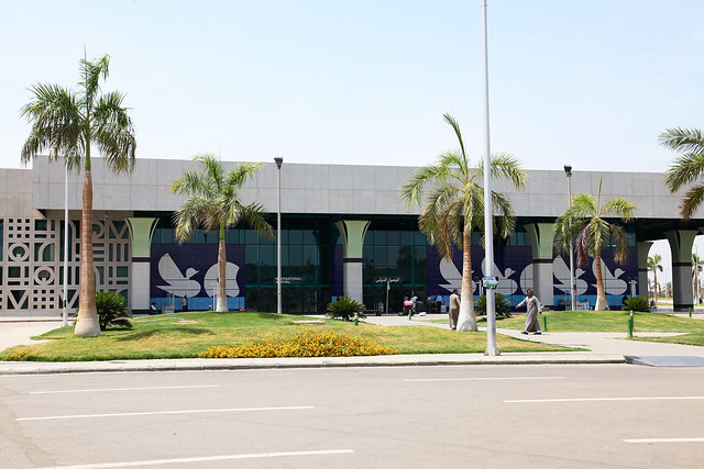 エジプト ルクソール国際空港