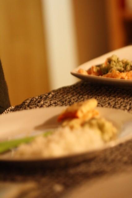 Sushi + tempura