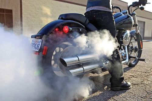 Harley Davidson Blackline. Harley-Davidson Blackline 2011