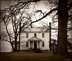 The Jenkins House (History Rambler) Tags: old house tree abandoned home architecture rural south northcarolina historic southern plantation vacant antebellum federal decayed tinroof edgecombecounty oncewashome