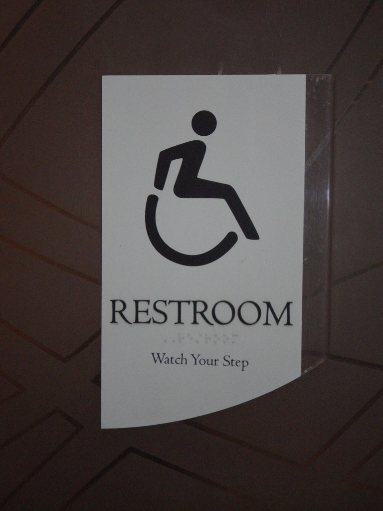 Handicap Bathroom Comedy the world's best photos of humour and wheelchair - flickr hive mind