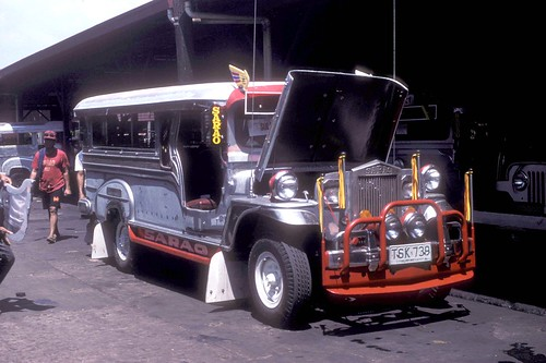 jeepney tsk 739 at sarao