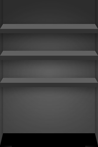 3 Shelf Iphone Wallpaper Black A Photo On Flickriver