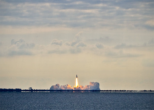 Final Endeavour Launch 5/16/11