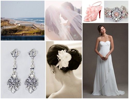 Outer Banks Wedding Inspiration