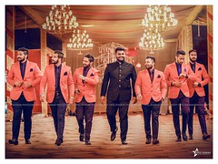 Being a Gentleman never goes out of Fashion, especially when you have your gang to back you up.  (Vipul Sharma 007) Tags: smile follow swag guys squad goals inidan indian wedding photgraphy random photographer vipul sharma followus trending color twins clothing suited up