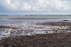 Low Tide (hutchyp) Tags: southampton water river hamble warsash hampshire calshot spit low tide mud clay