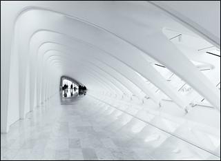 Milwaukee Art Museum - Arch Hall  ***Explored 10/3/16 #469 ***