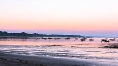 aube - dawn - dageraad (tribsa2) Tags: seaside seascape sunrisesunset shoreline sea sky marculescueugendreamsoflightportal morbihan breizh bretagne