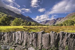 This Way Up (syeshop) Tags: grisedale mountain mountains hill sky lake district ullswater cumbria stone wall valley canon 6d 24105mm