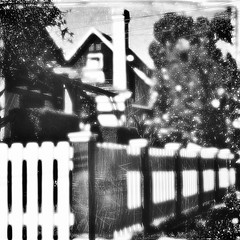I dreamed that we were all ghosts ... haunting ourselves to death (Dom Guillochon) Tags: urban houses people time ghosts haunting life death existence reality dream noiretblanc
